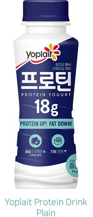 Yoplait Protein Drink Plain
