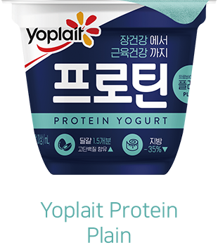 Yoplait Protein Plain