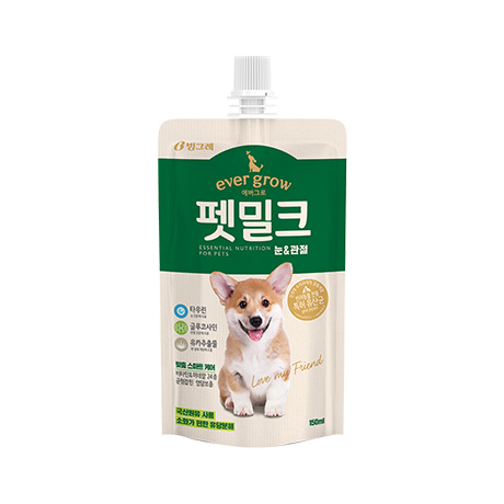 Binggrae Ever grow Pet Milk Eye & Join