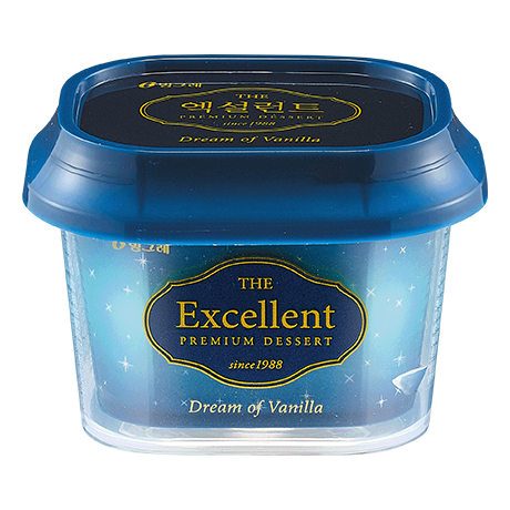 Excellent dream of vanilla