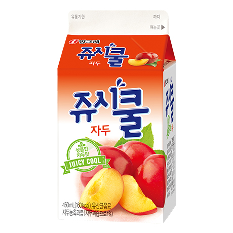 Juicy Cool - Plum (450ml)