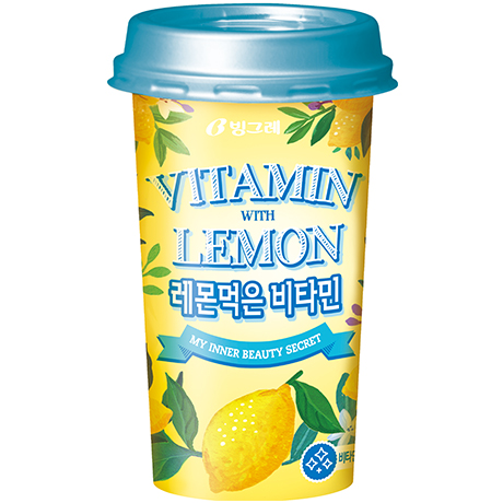 Vitamin with Lemon