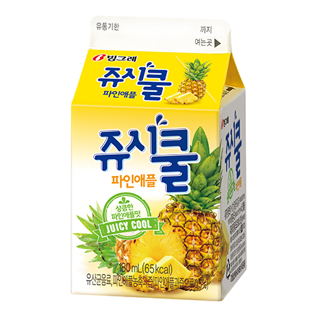 Juicy Cool - Pineapple