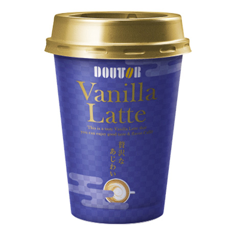 DOUTOR COFFEE Vanilla Latte