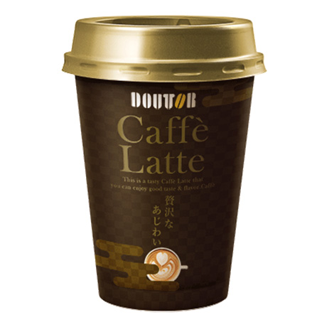 DOUTOR COFFEE Caffe Latte