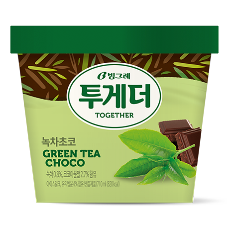 Together Green Tea Chocolate
