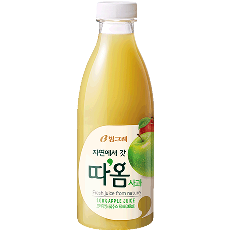 T'aom Apple(730ml)