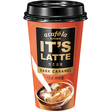 A Cafe la It's Latte Dark Caramel