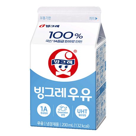 Binggrae Milk 200ml